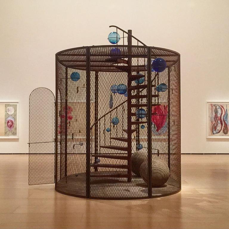 Las Celdas de Louise Bourgeois