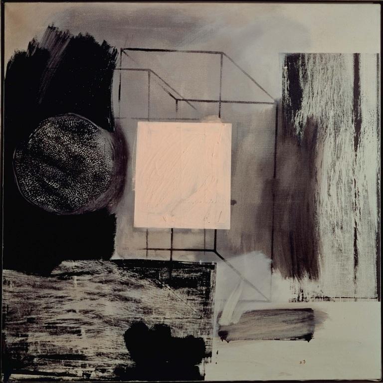 Robert-Rauschenberg-Renascence-1962-ol-and-silkscreen-ink-on-canvas-91.4-x-91.4-cm.jpg